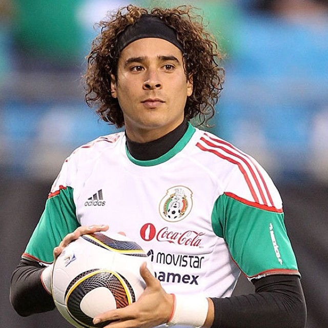 #GuillermoOchoa, aka the Great Wall of Mexico, you played like a champ against some of the toughest teams in the world. I hope your performance secures you a juicy #PremierLeague contract. You may have lost to the #Netherlands, but your luxurious locks and amazing saves will always have a place in our hearts ️ You represented for North America like a winner!! #worldcup #mexico #americasneighbor #ochoathewall #worldcuphotties