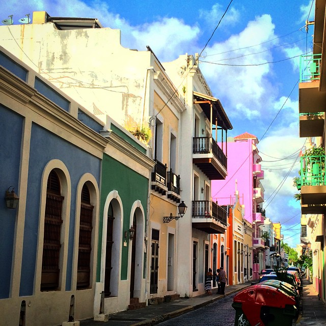 #colorful #oldsanjuan #puertorico #Caribbean